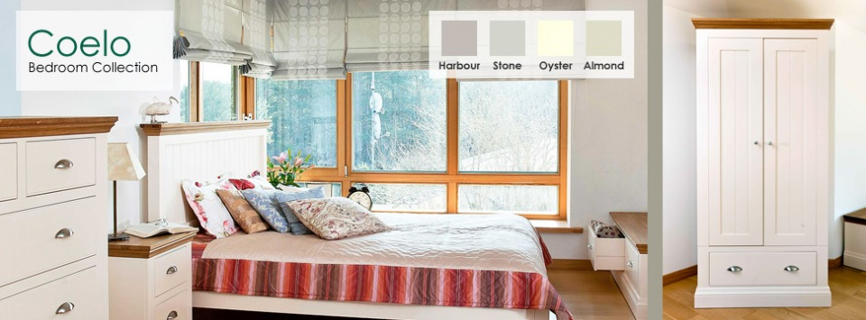 TCH Furniture Coelo Bedroom Collection