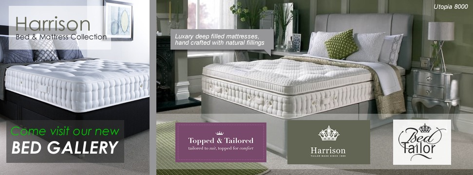 New Harrison Bed Gallery - COMING SOON...