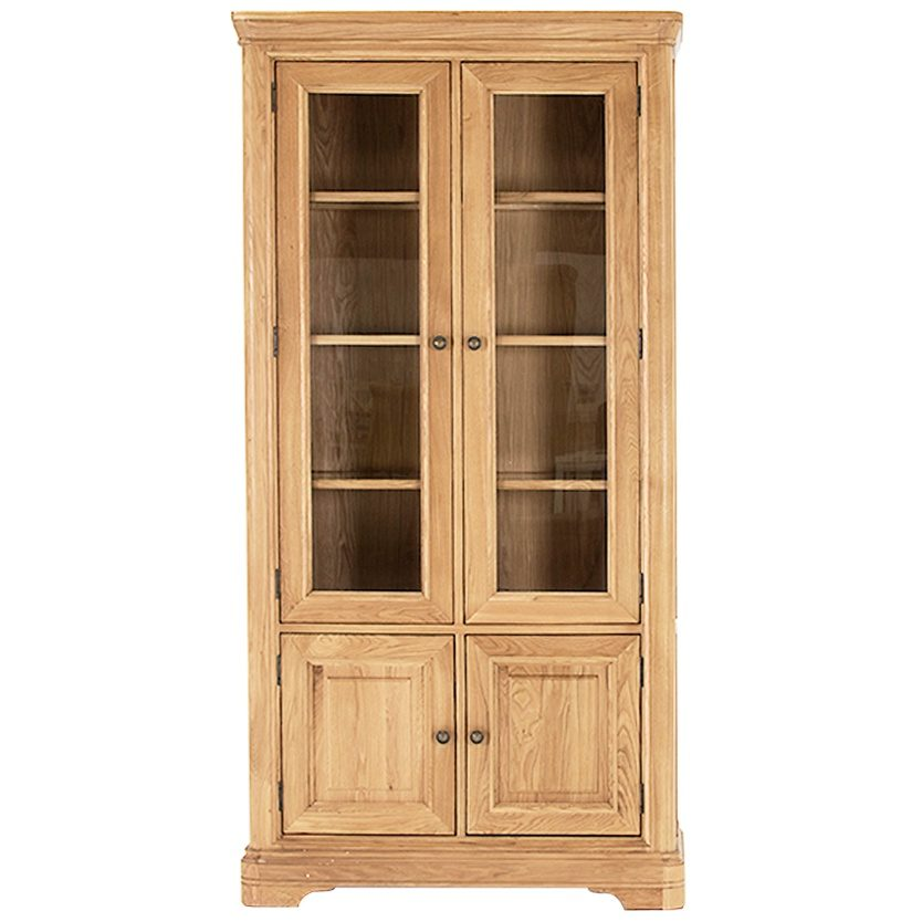 Toulouse display cabinet display cabinets mayfield furniture somercotes - Cabinet l immeuble toulouse ...