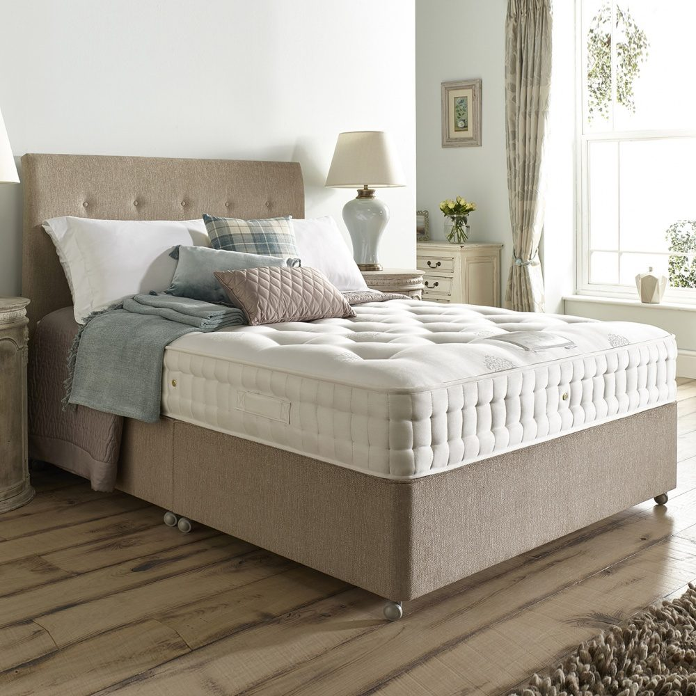 Harrison Chantilly 4700 Turn Free Divan Bed Divan Beds Mayfield Furniture Somercotes