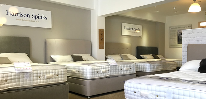 purchase cheap 48cb4 c23fc Luxury Harrison Bed Tailor Natural Collection | Mayfield ...